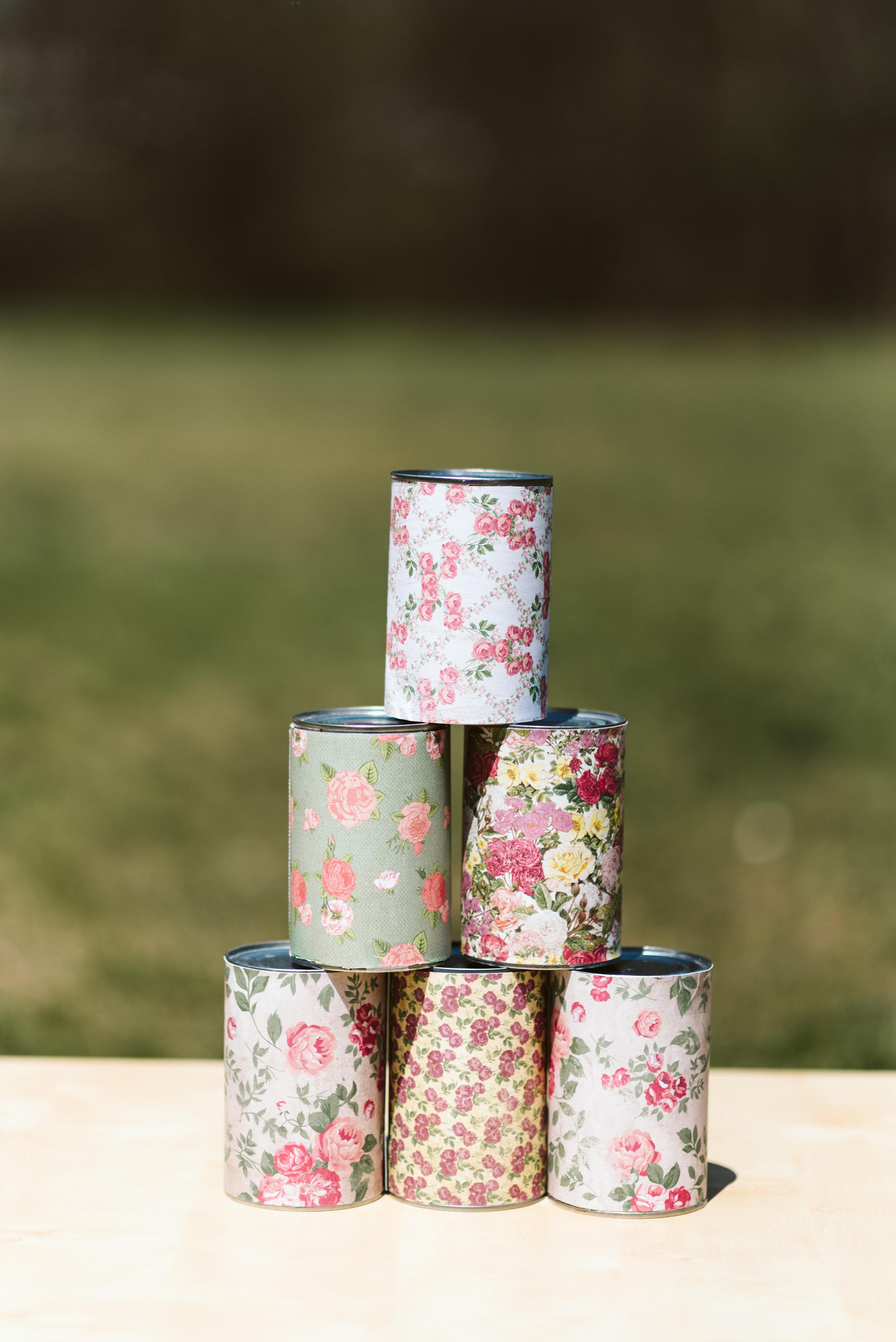 Spring Outdoor Wedding, Park, Baltimore Wedding Photographer, DIY, Classic, Upcycled, Garden Party, Romantic, Handmade Games at Reception