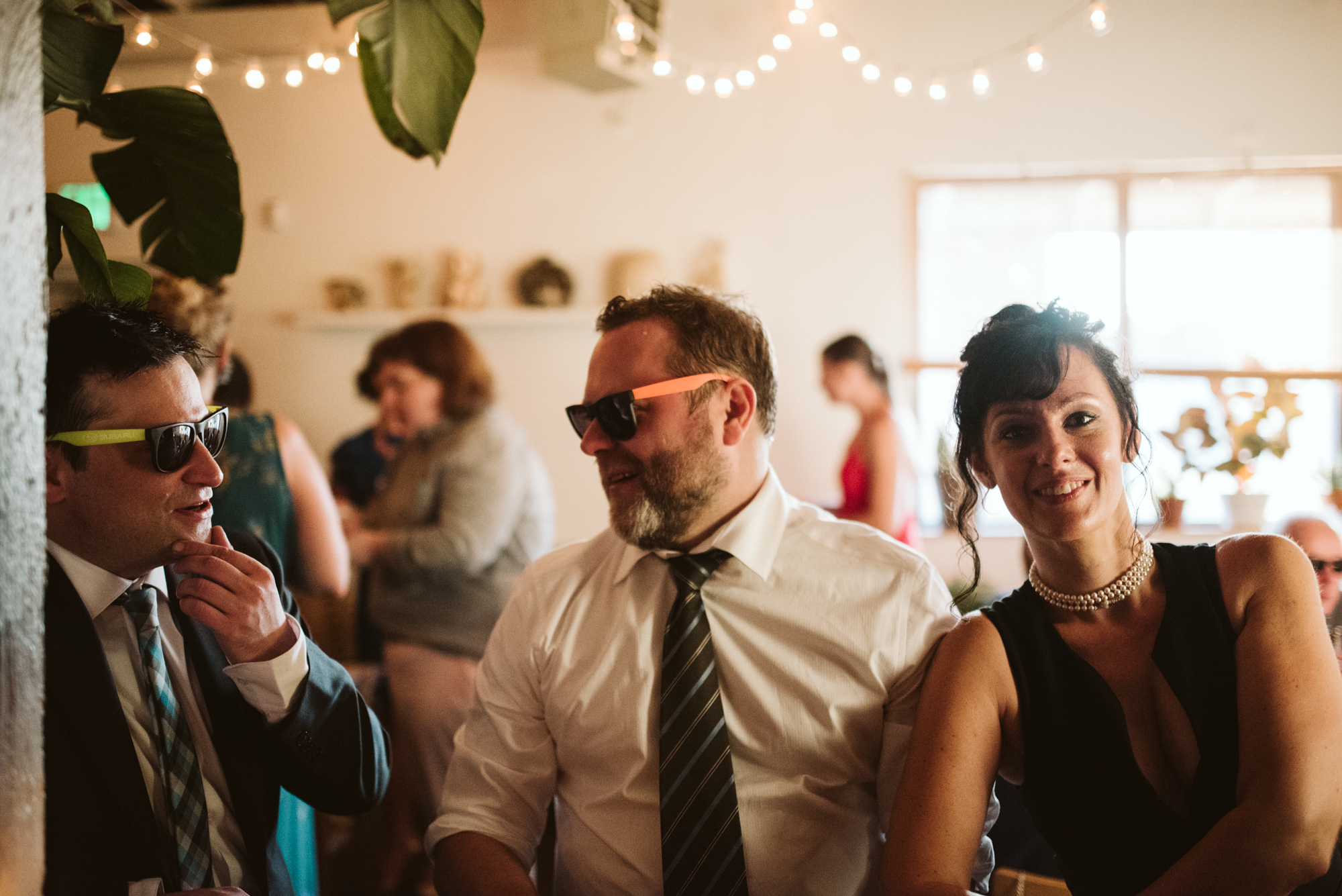 Outdoor Wedding, Casual, Simple, Baltimore, Maryland Wedding Photographer, Laid Back, September Wedding, Wedding Guests at Clavel
