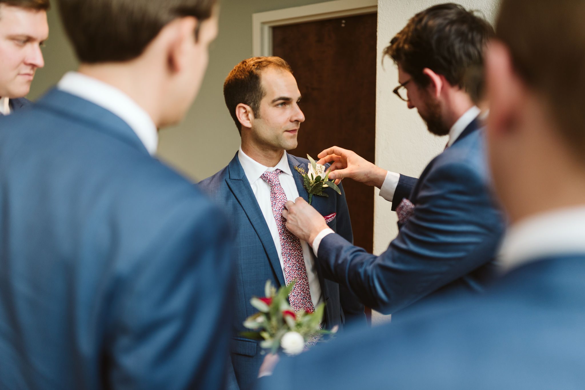 Phoenix Maryland, Baltimore Wedding Photographer, Eagle's Nest Country Club, Classic, Romantic, Spring, Generation Tux, Knotty Tie, Groom and Groomsmen Getting Ready