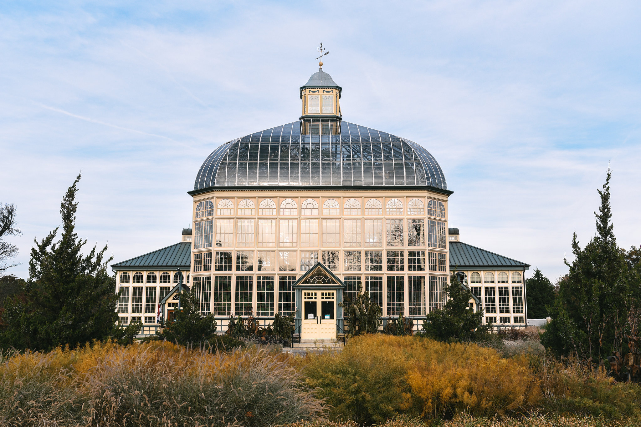 Rawlings Conservatory, Druid Hill Park, Intimate Wedding, Nature, Baltimore Wedding Photographer, Romantic, Classic, Wedding Venue