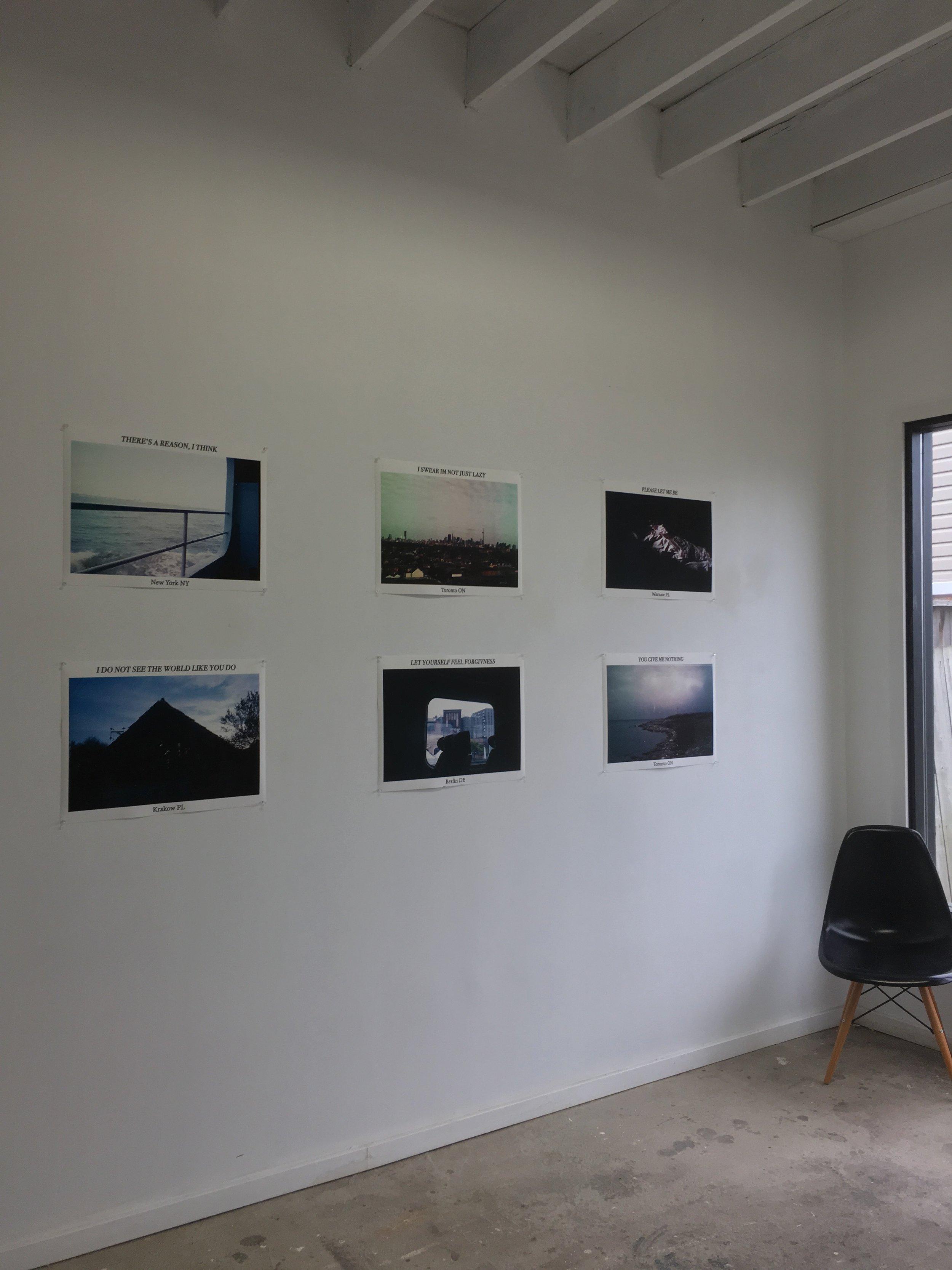 Installation View 1