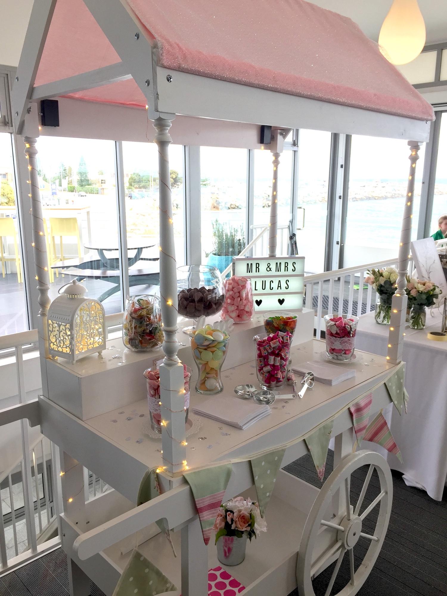 Little Lolly Cart @ Bathers Beach House