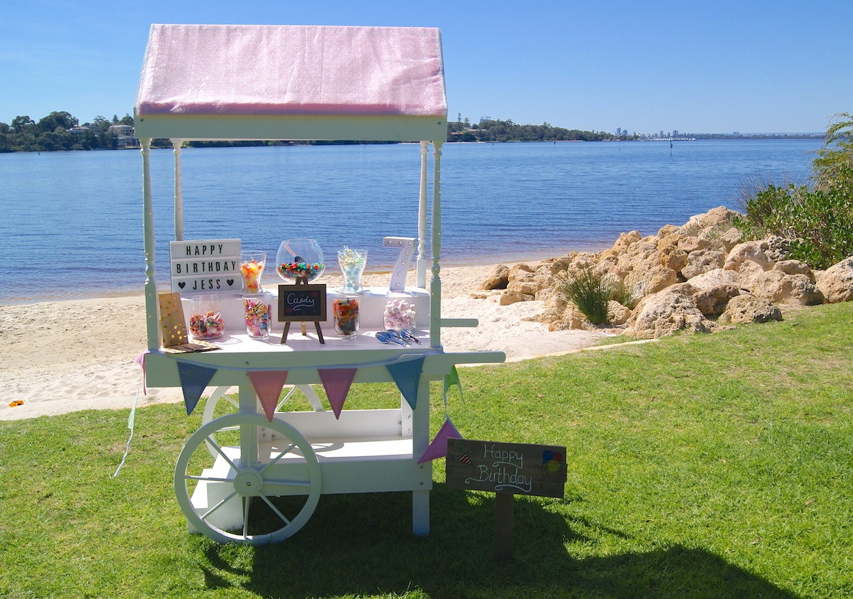 Little Lolly Cart @ Point Walter Reserve
