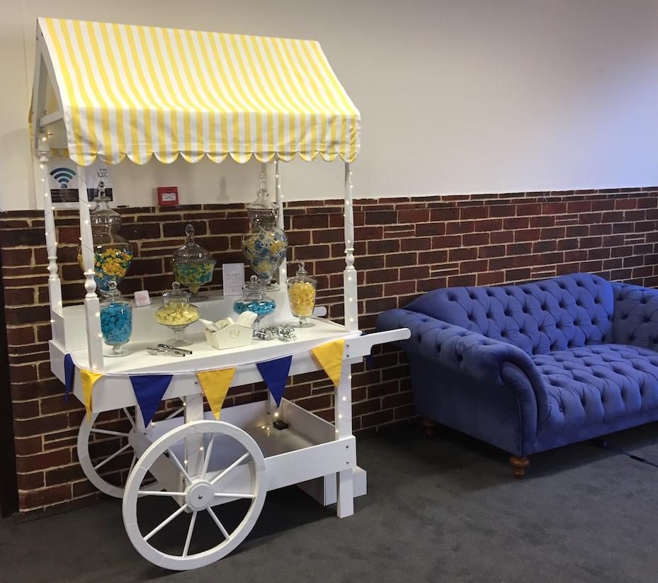 Little Lolly Cart @ UWA IGX