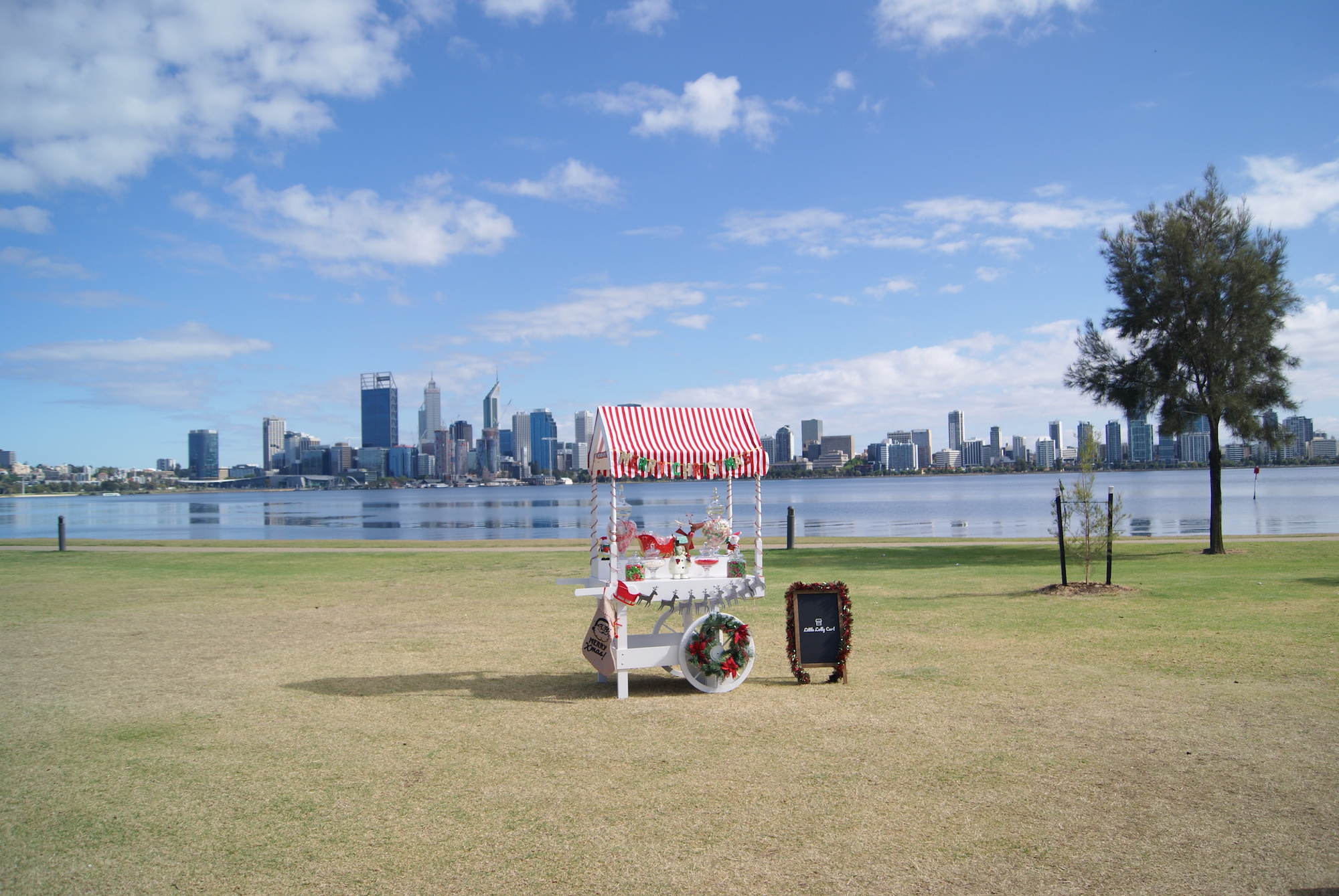 Little Lolly Cart @ Sir James Mitchell Park, South Perth