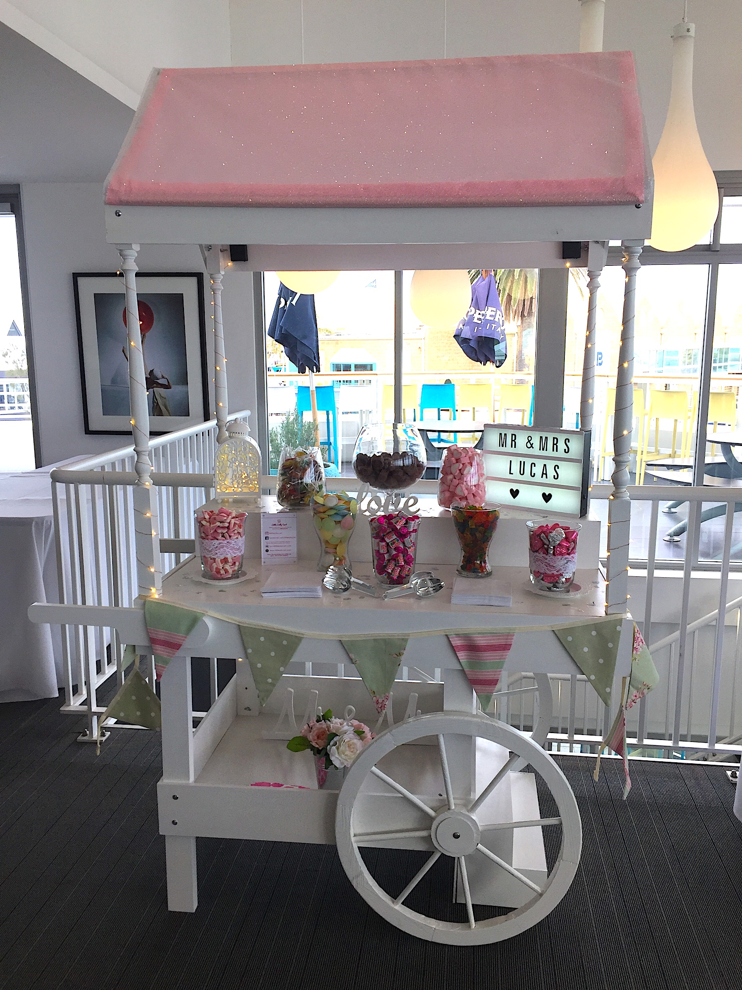 Little Lolly Cart @ Bathers Beach House in 2018