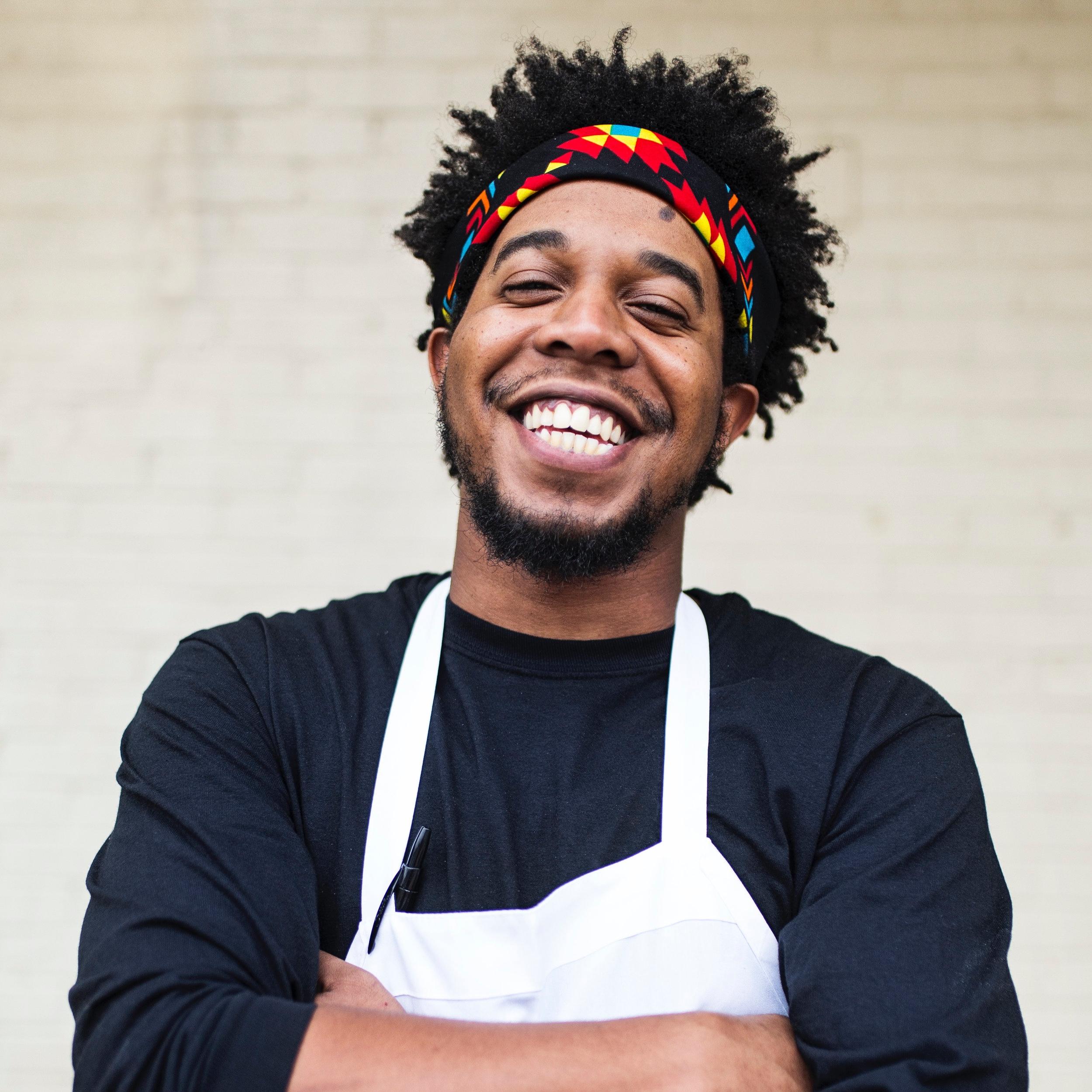 J.P - chef de cuisine
