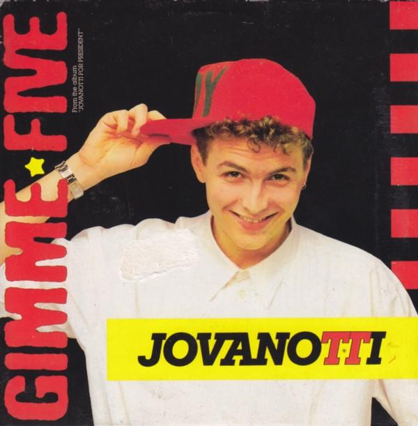 Jovanotti. Fonte: Hitparade.ch
