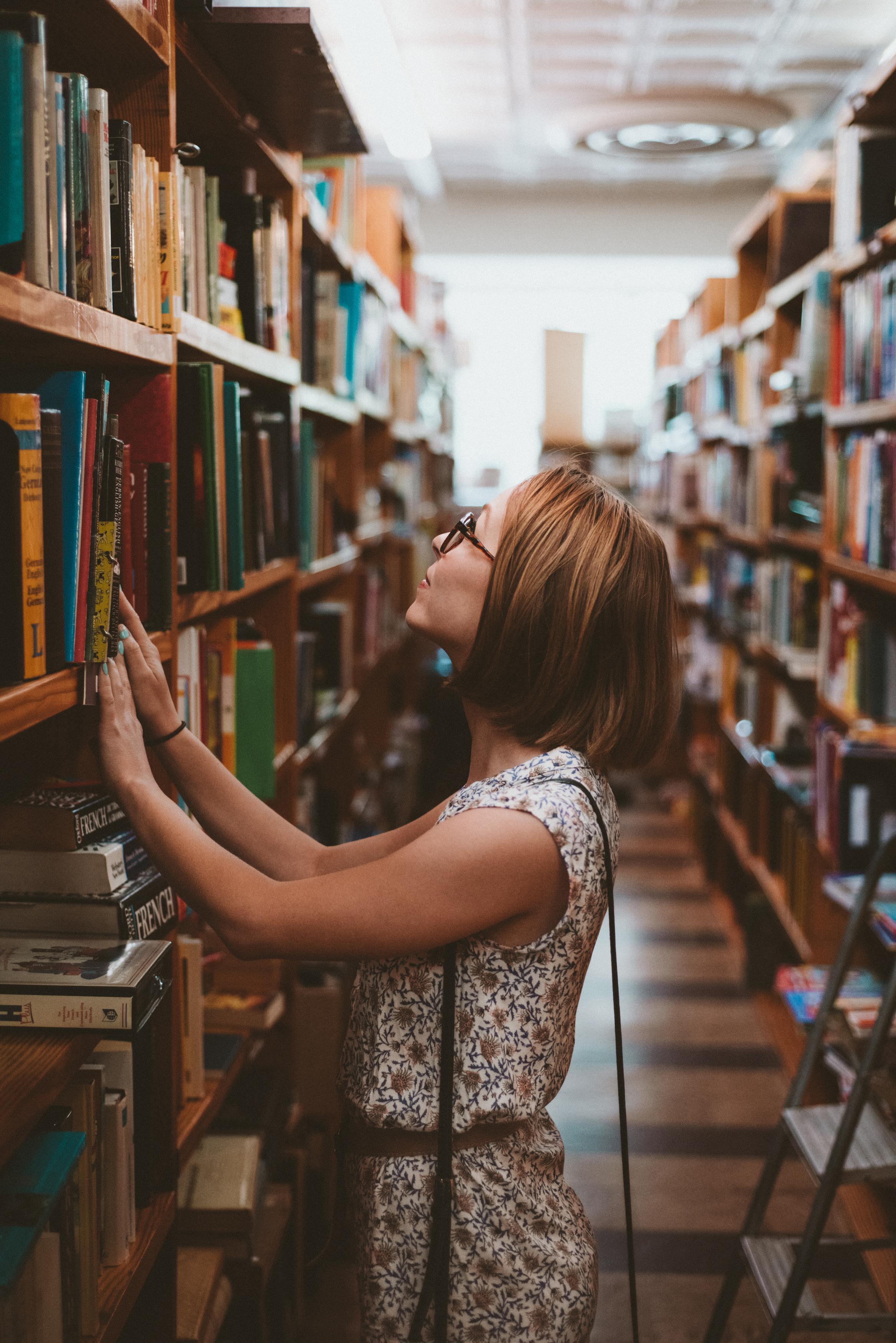 Jeanne et les ateliers littéraires