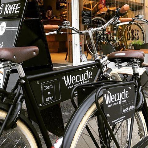 COPENHAGEN - WECYCLEBremerholm 181069 Copenhagenwww.wecycle.shopOpen monday - friday (7:30 - 18:00)Saturday (10:00 - 18:00)Closed on sunday