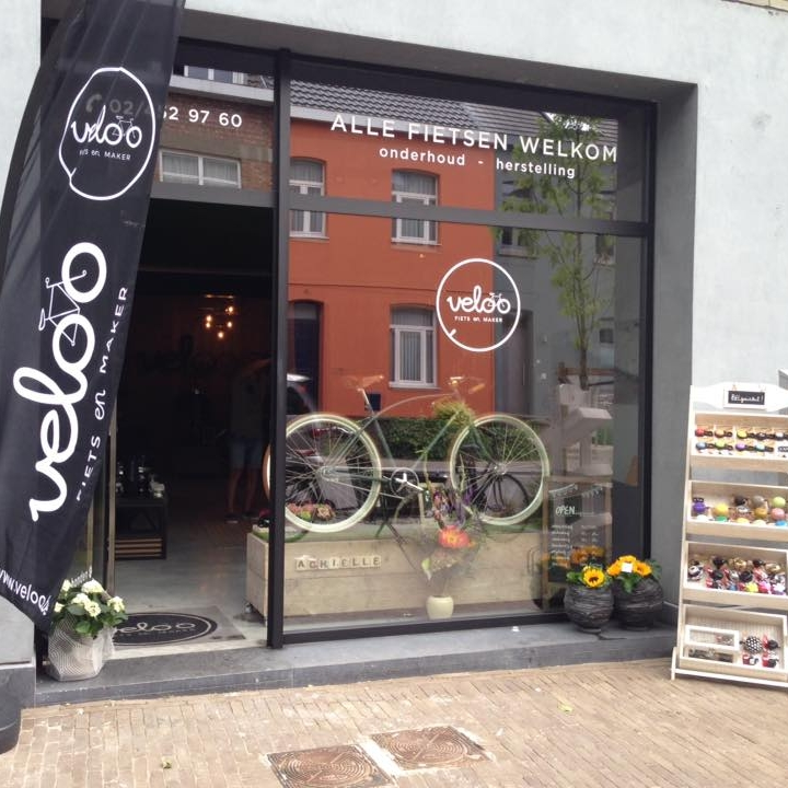 TERNAT - VELOOStatiestraat 1761740 Ternatwww.veloo.beOpen tuesday - friday (13:00 - 18:00) and saturday (10:00 - 17:00)Closed on sunday and monday
