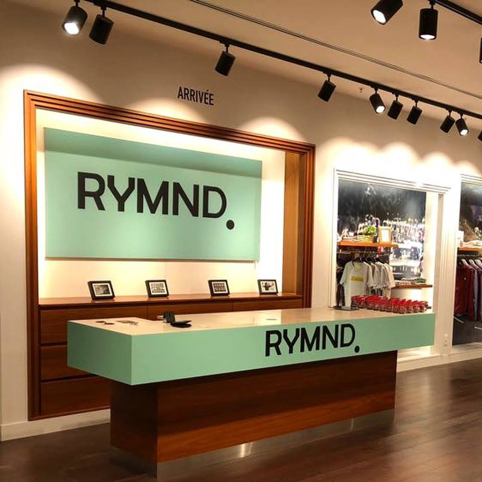 WOMMELGEM - RYMND. Pop-up storeWijnegem Shopping CenterTurnhoutsebaan 52110 Wijnegemwww.rymnd.netOpen monday - saturday (10:00 - 20:00)Closed on sunday