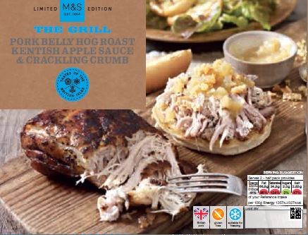 M&S Grill 2015