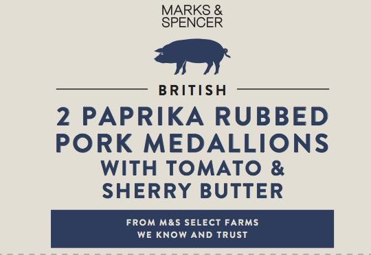 paprika pork medallions