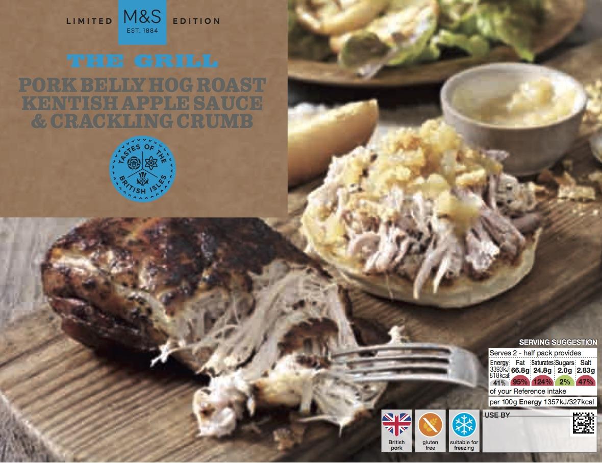 Hog Roast Pork Belly