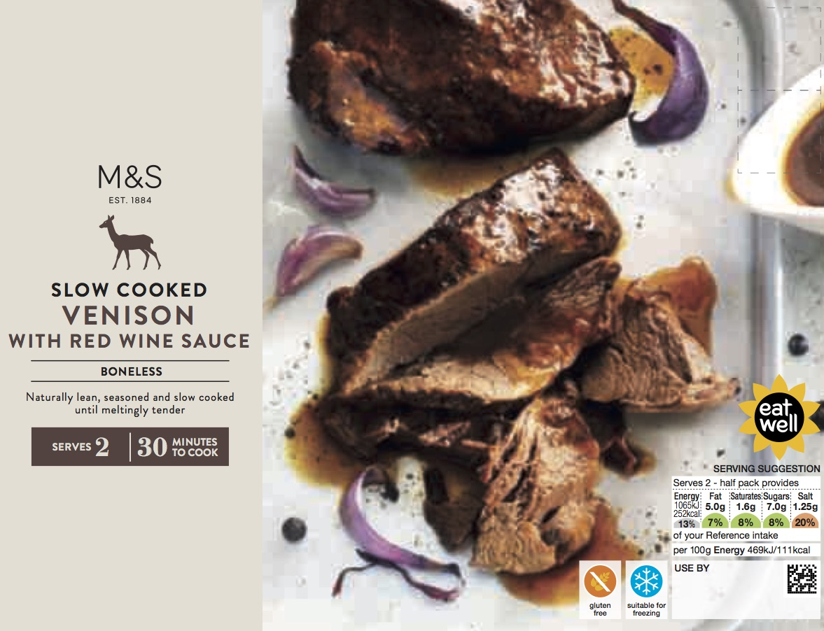 M&S Slow Cooked