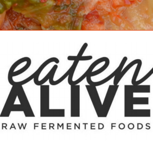 EATEN ALIVE: strategic support   Eaten Alive is an exciting and relatively new raw fermented food producer making fantastic kimchi, 'krauts and chilli sauce. I provide ongoing strategic support and project management to help grow and strengthen their business.