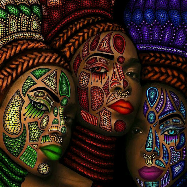 3 sisters - artwork from our social media efforts