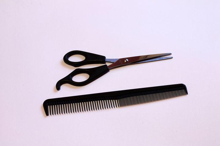 scissors branding boutique