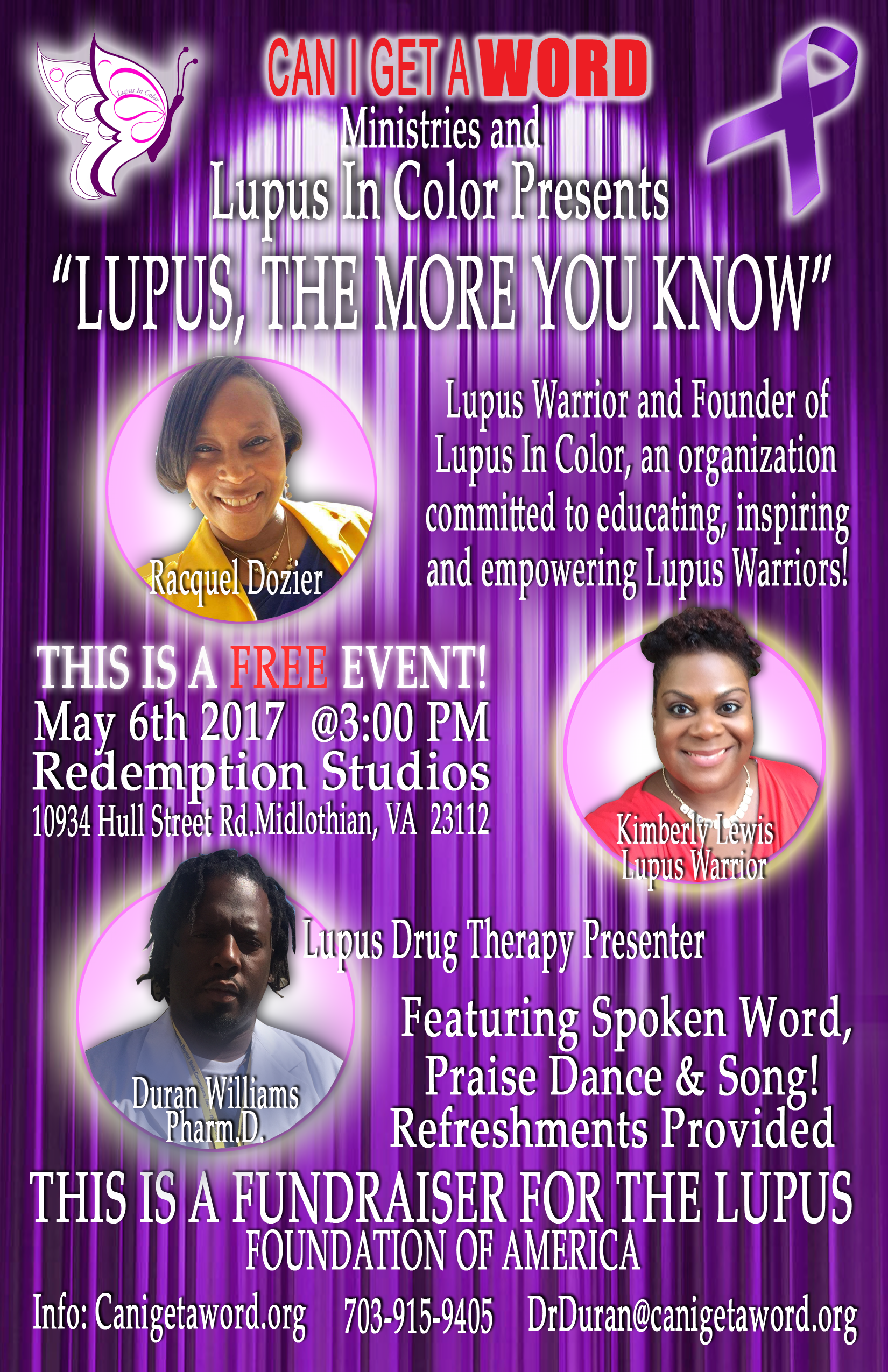 Lupus The More You Know