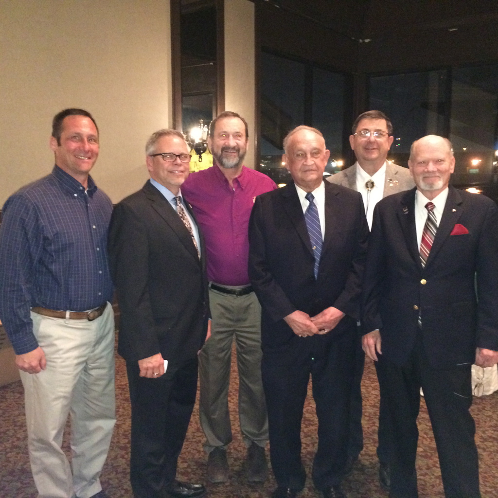 Past GHASNT Section Chairs: Jeff Wagner, Syl Viaclovsky, Jerry Fulin, Jeff Wagner