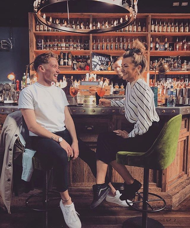 Pints or cocktails? Why not go for both... guaranteed to put a smile on your face with us 😉 @leejackporter #Tribeton
