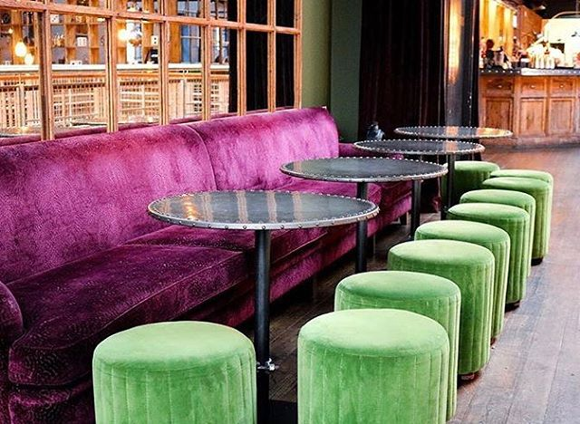 It's almost the weekend... meaning it's time for you to start thinking about booking our sofa, or at the very least a table!  Whether it's bottomless, lunch, dinner or drinks - we're the perfect place for you! #Tribeton