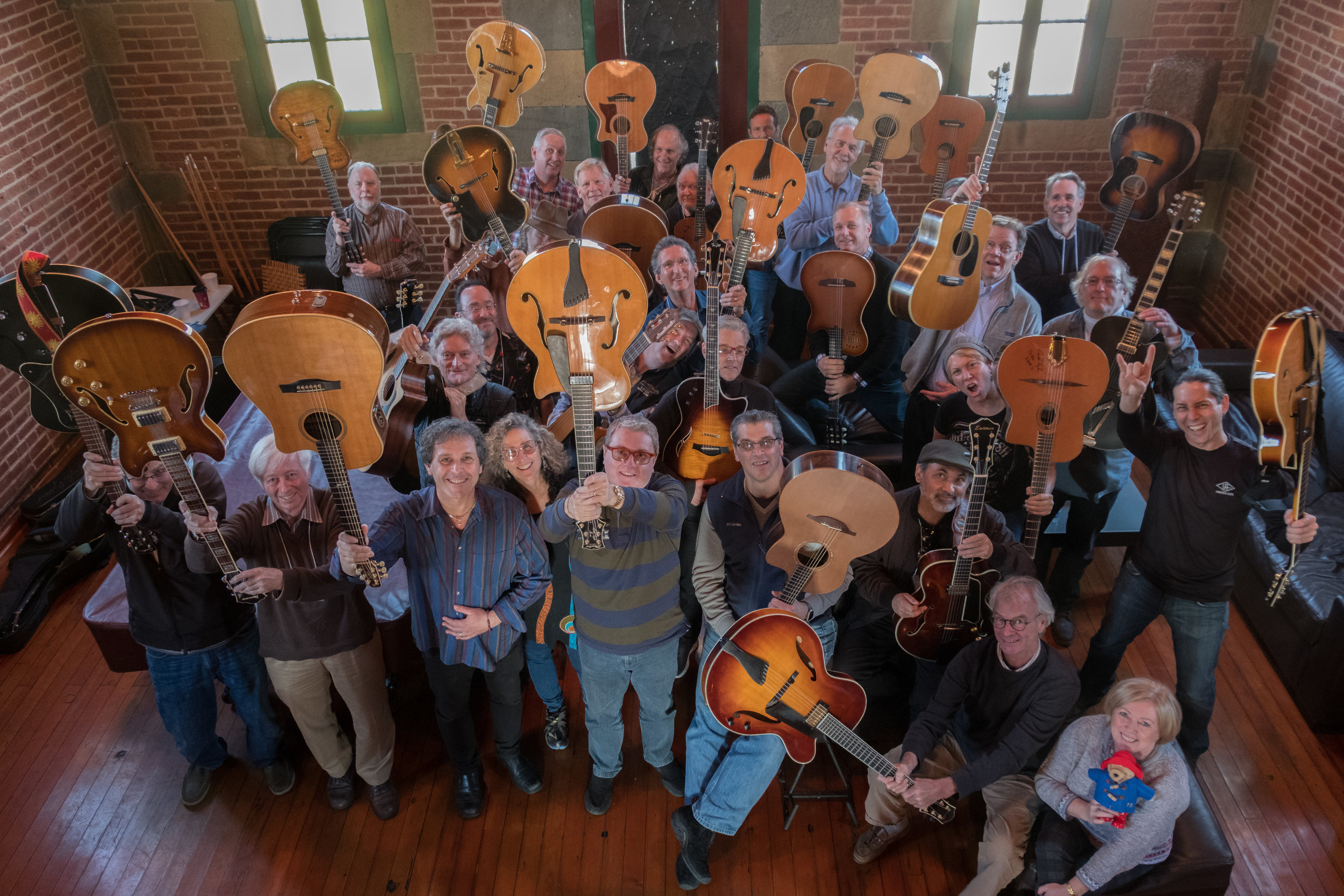 Martin Taylors Guitar Retreat: California (in conjunction with P3 Music)