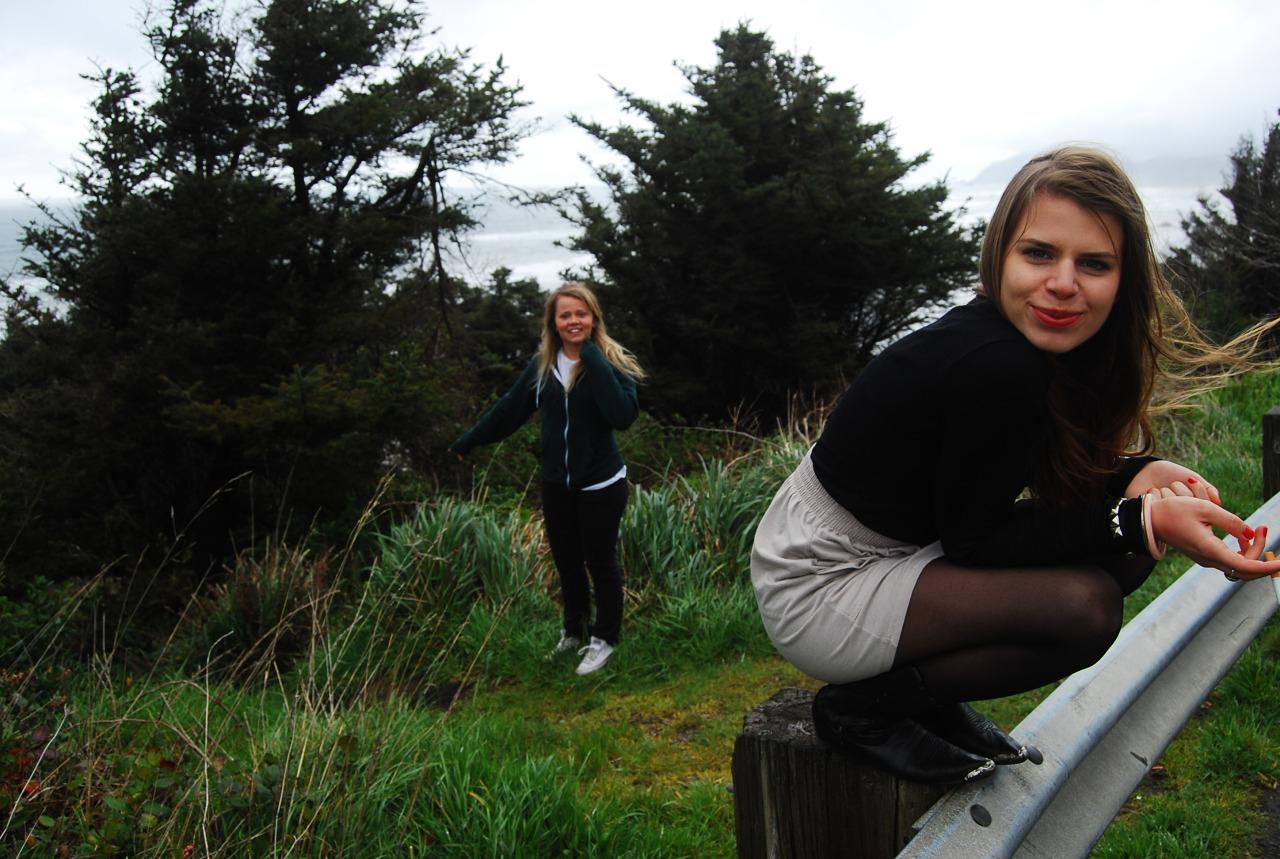 Alexandra + Ragnhild Oregon Coast