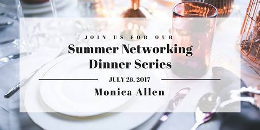 Summer Networking Dinner Series Monica Allen Feminist Foreign Policy