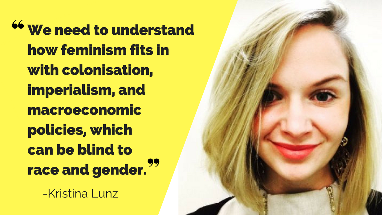 Kristina Lunz Feminist Foreign Policy