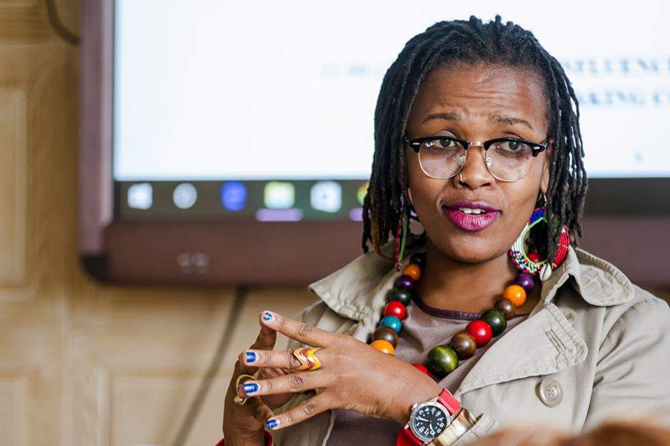 Catherine Nyambura FEMNET Centre for Feminist Foreign Policy