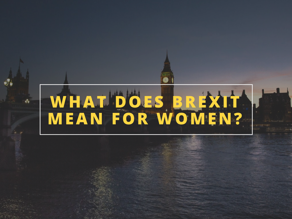 Erin Brady Brexit Women Centre for Feminist Foreign Policy