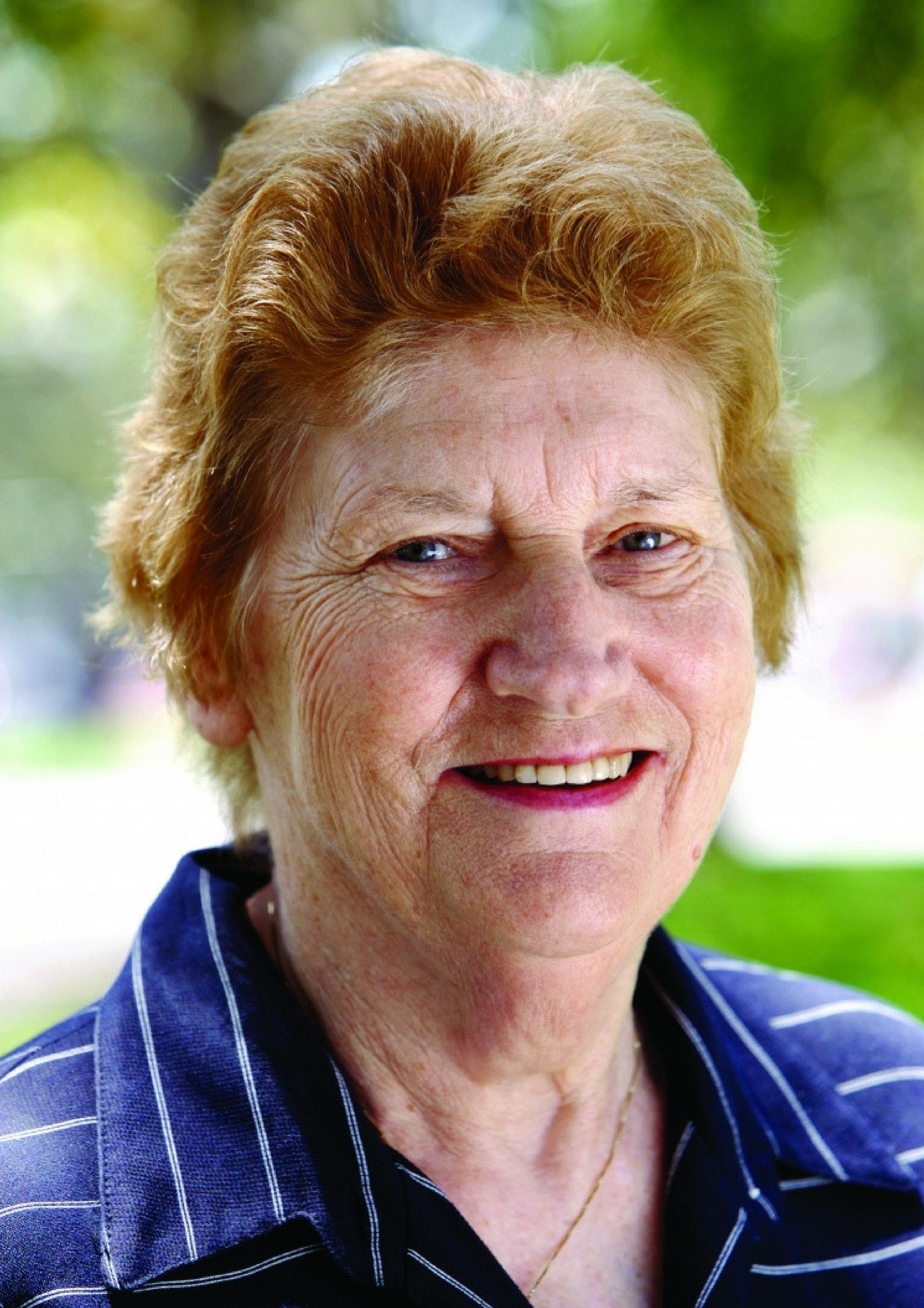 J. Ann Tickner Centre Feminist Foreign Policy