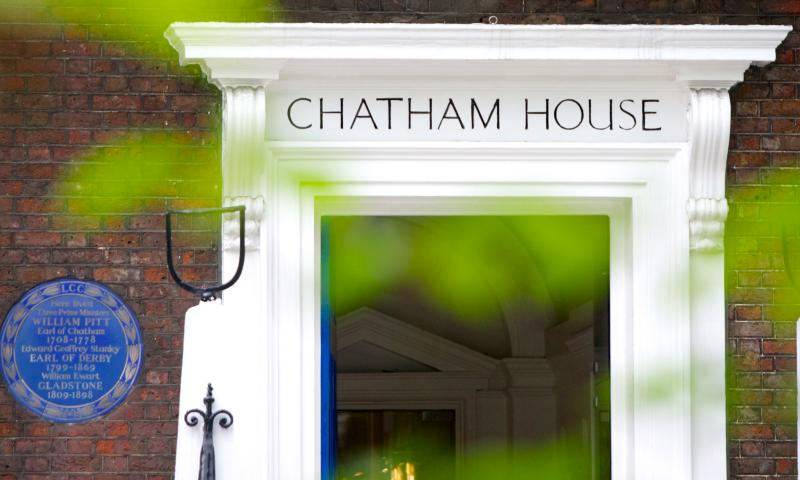 Photo by Chatham House
