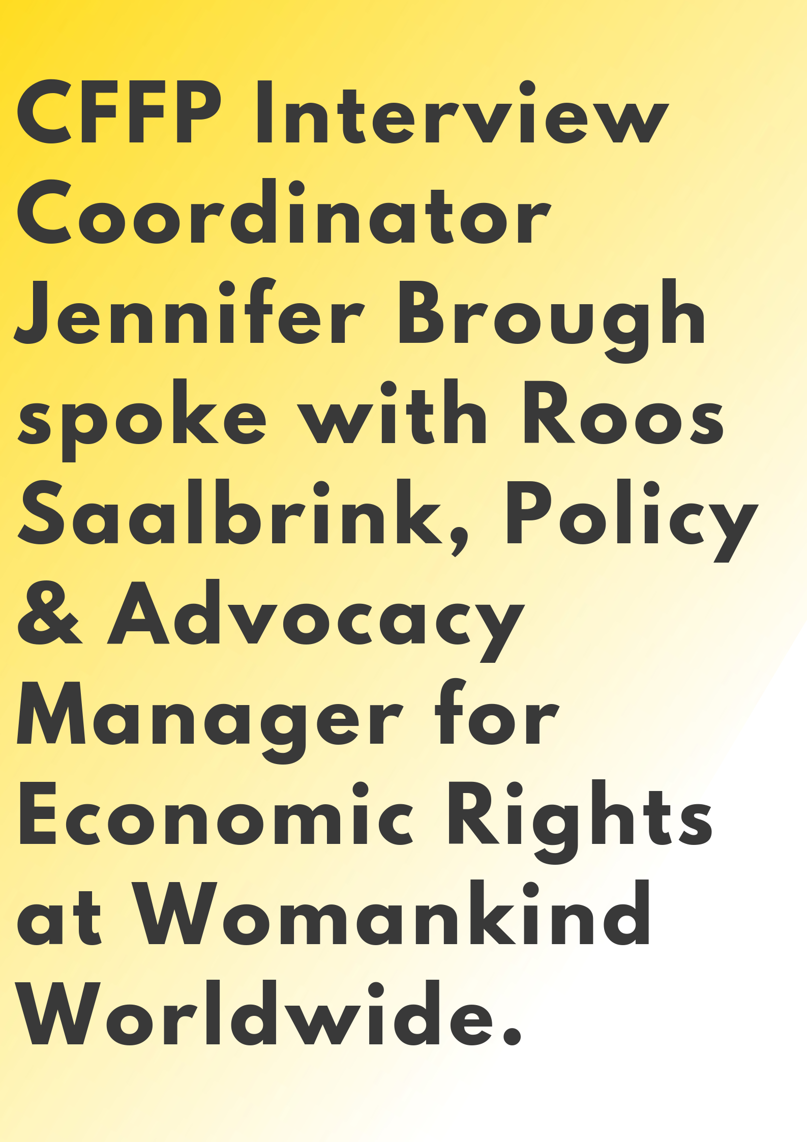 Roos Saalbrink Centre for Feminist Foreign Policy Womankind Worldwide Interview 5.png
