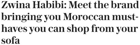 The Telegraph Fashion Online - 17th June 2016