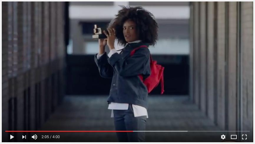 The Ripe Red Tassel Bag shot for the Lee Cooper Premium Denim campaign with Jack Garratt - November 2016