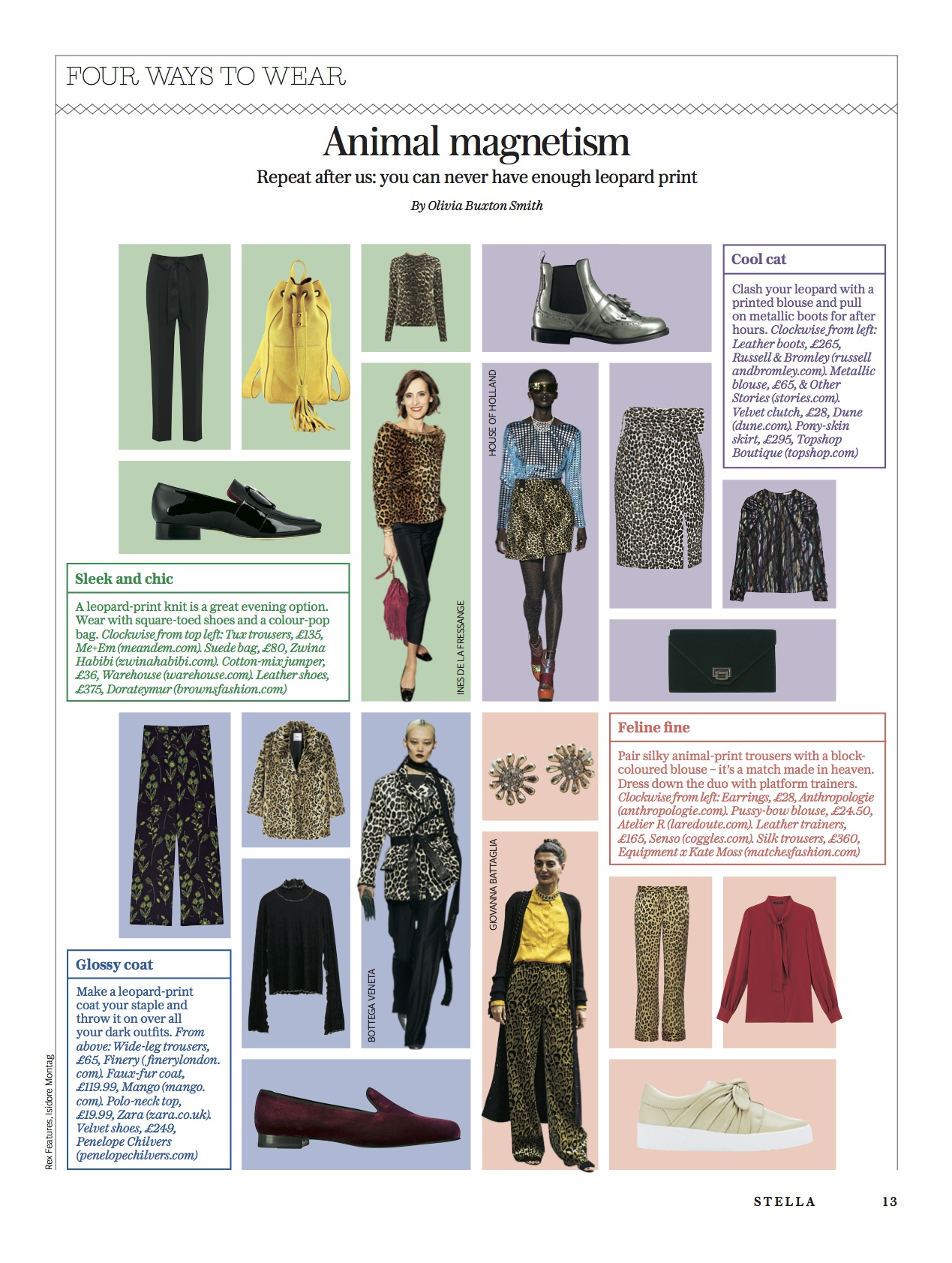 Stella Magazine - 1st January 2017