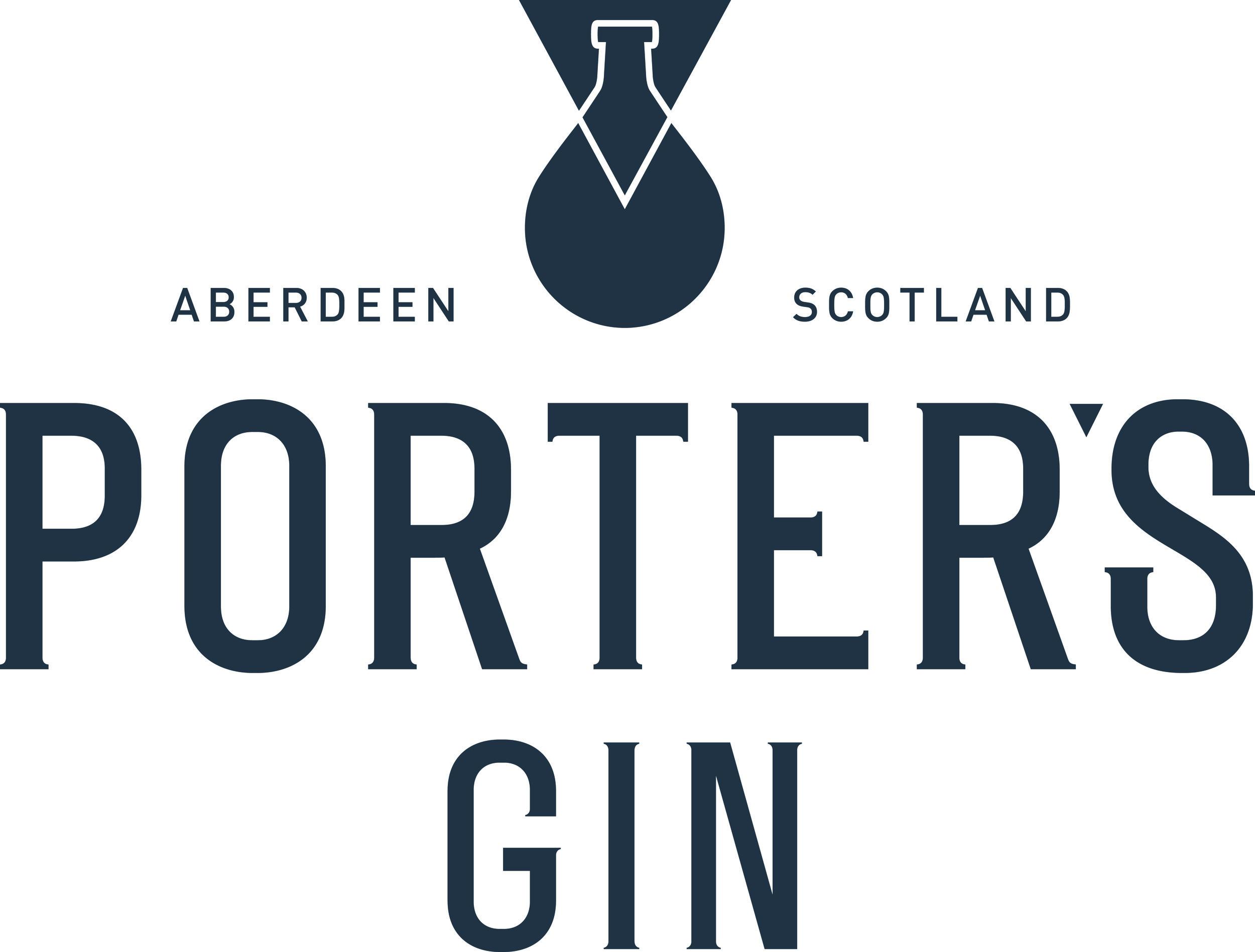 Porter's_Gin_Logo