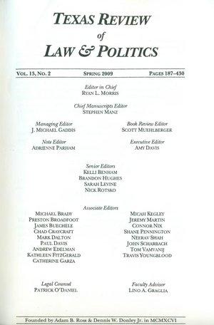 Vol 13 No 2