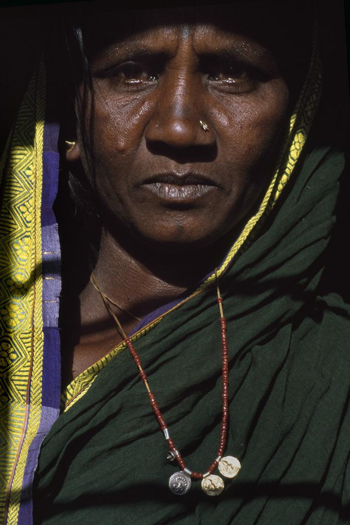 """Devadasi #1"" - Karnataka, India - 2000"