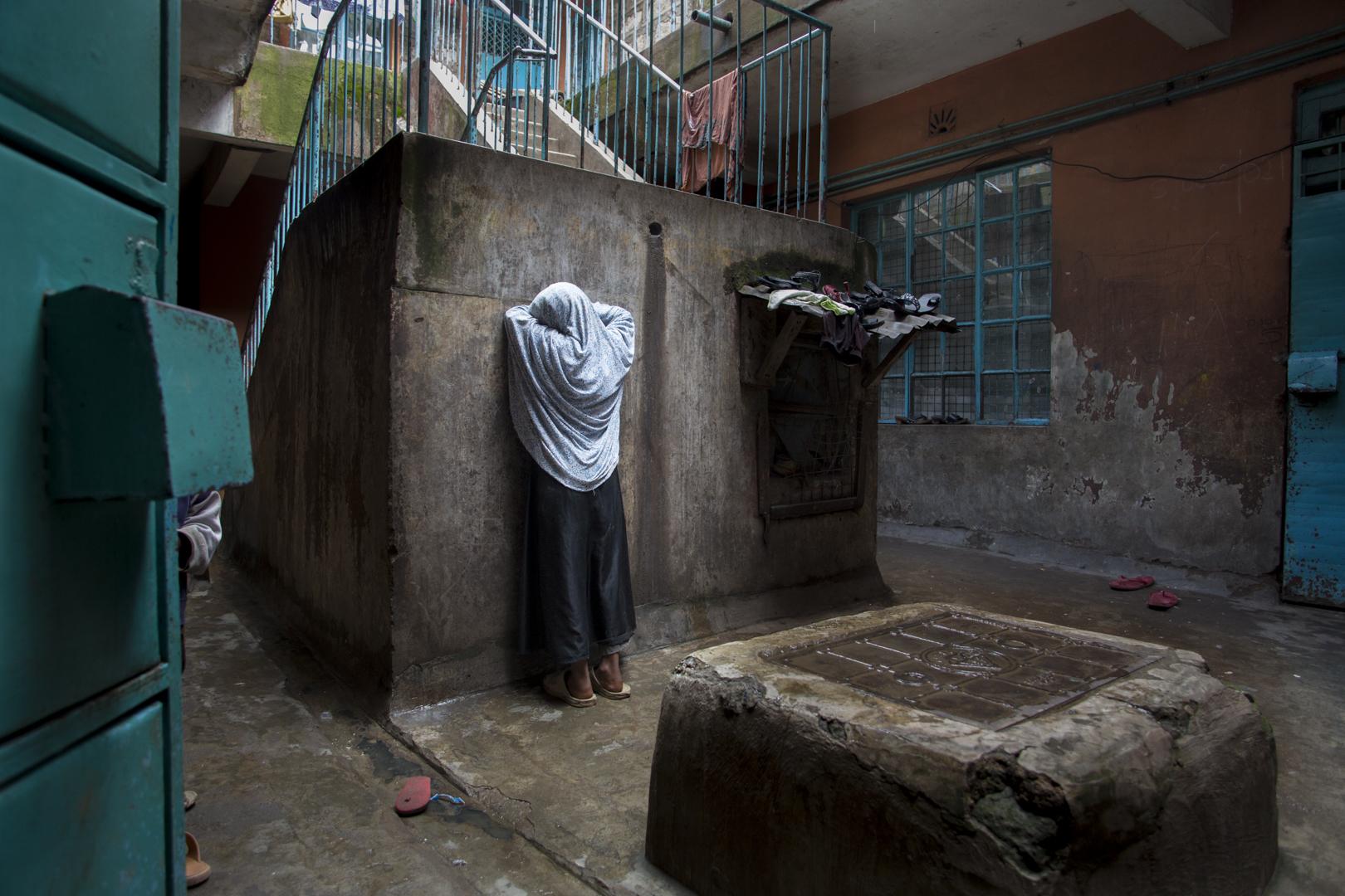 """""""Hide and Seek"""" - Nairobi, Kenya - 2013"""