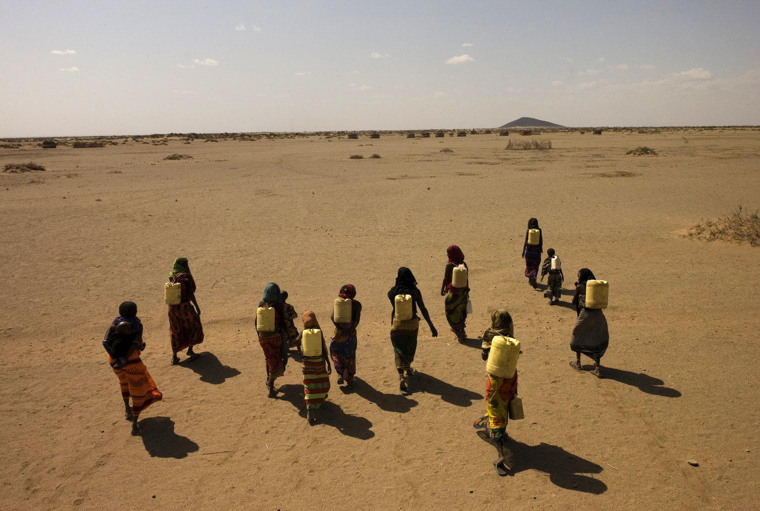 """Daily Journey"" - Northern Kenya - 2009"