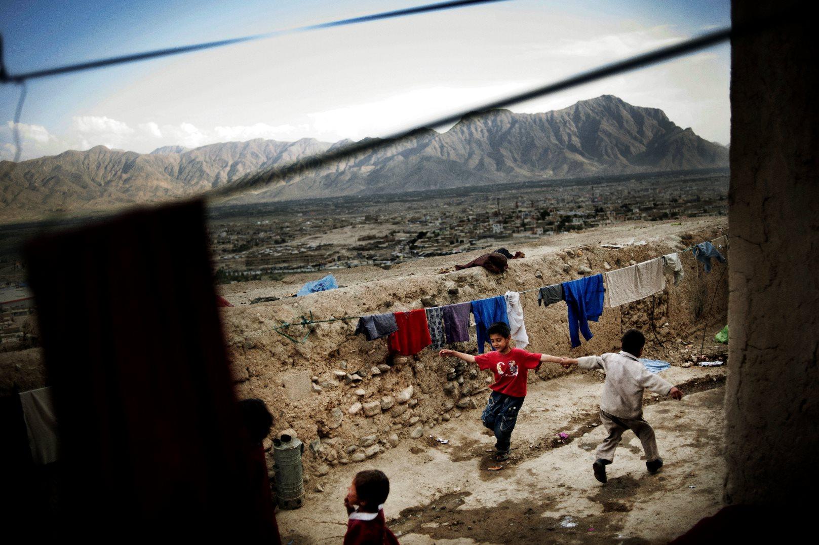 """""""Survived 13"""" - Dagestan, Afghanistan - 2010"""