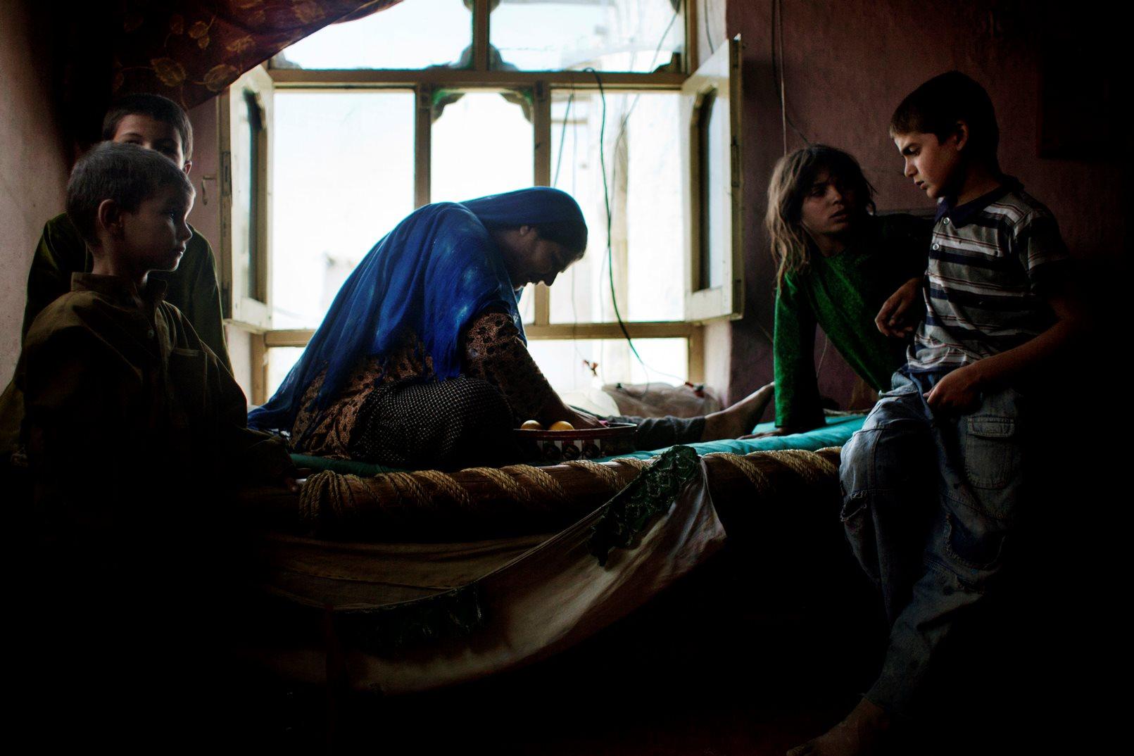 """""""Survived 16"""" - Dagestan, Afghanistan - 2011"""