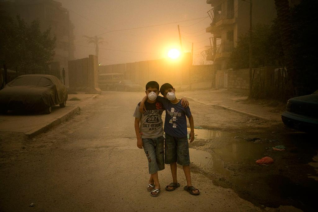"""Unraveling 43"" - Baghdad, Iraq - 2008"