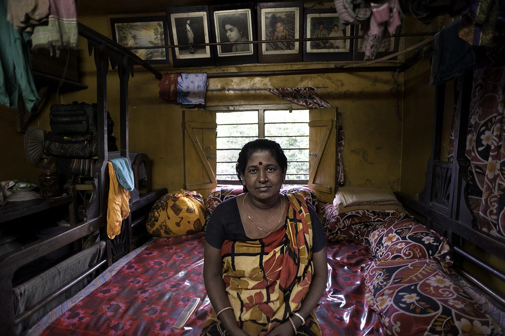 """Brothel Mother"" - Jessore, Bangladesh - 2010"