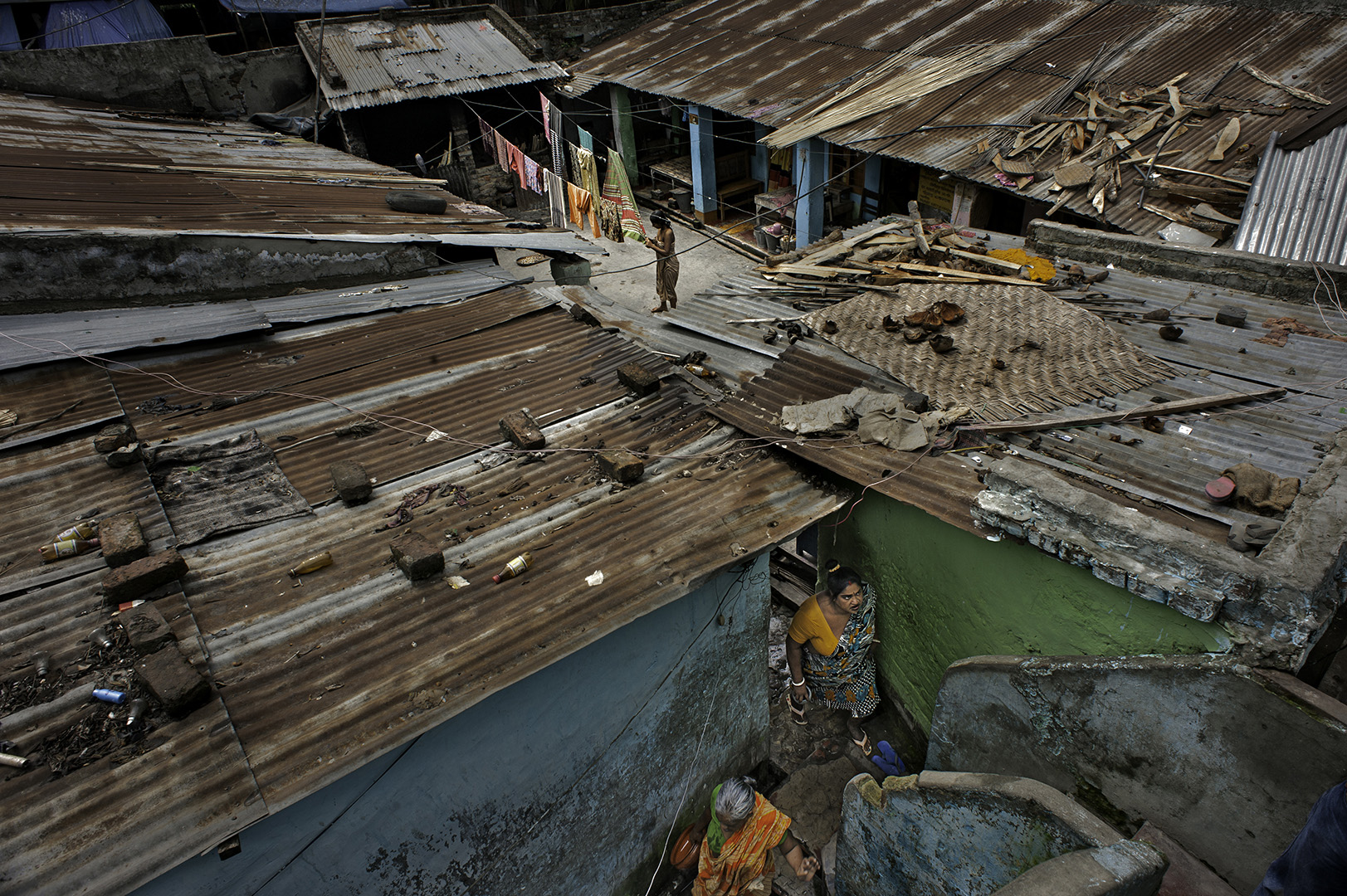 """Brothel Workers"" - Jessore, Bangladesh - 2010"