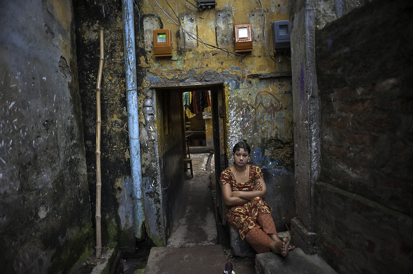 """Hopelessly Waiting"" - Jessore, Bangladesh - 2010"